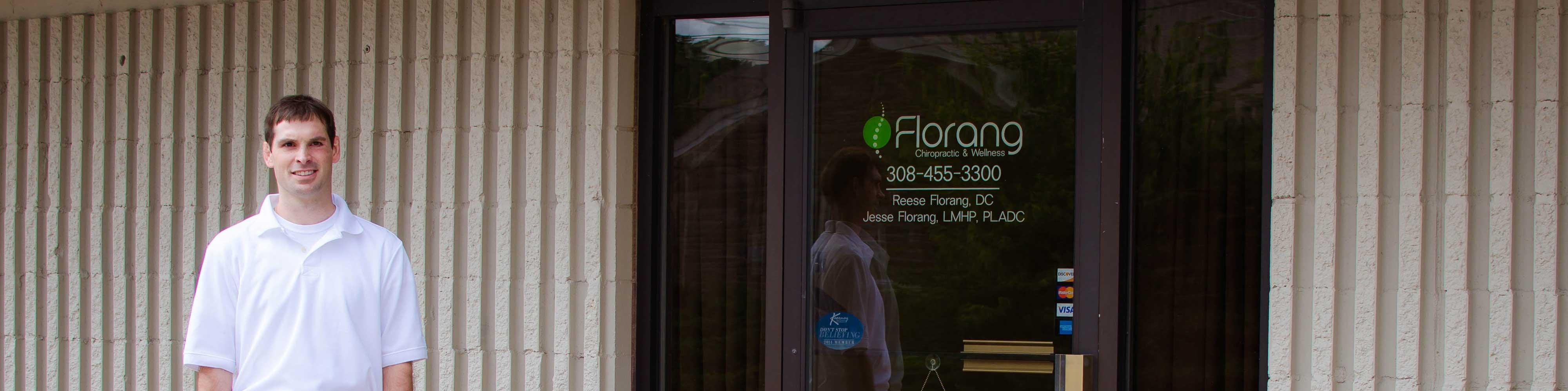 Florang Chiropractic Building Front
